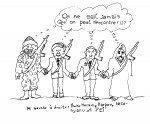 mes caricatures de la semaine